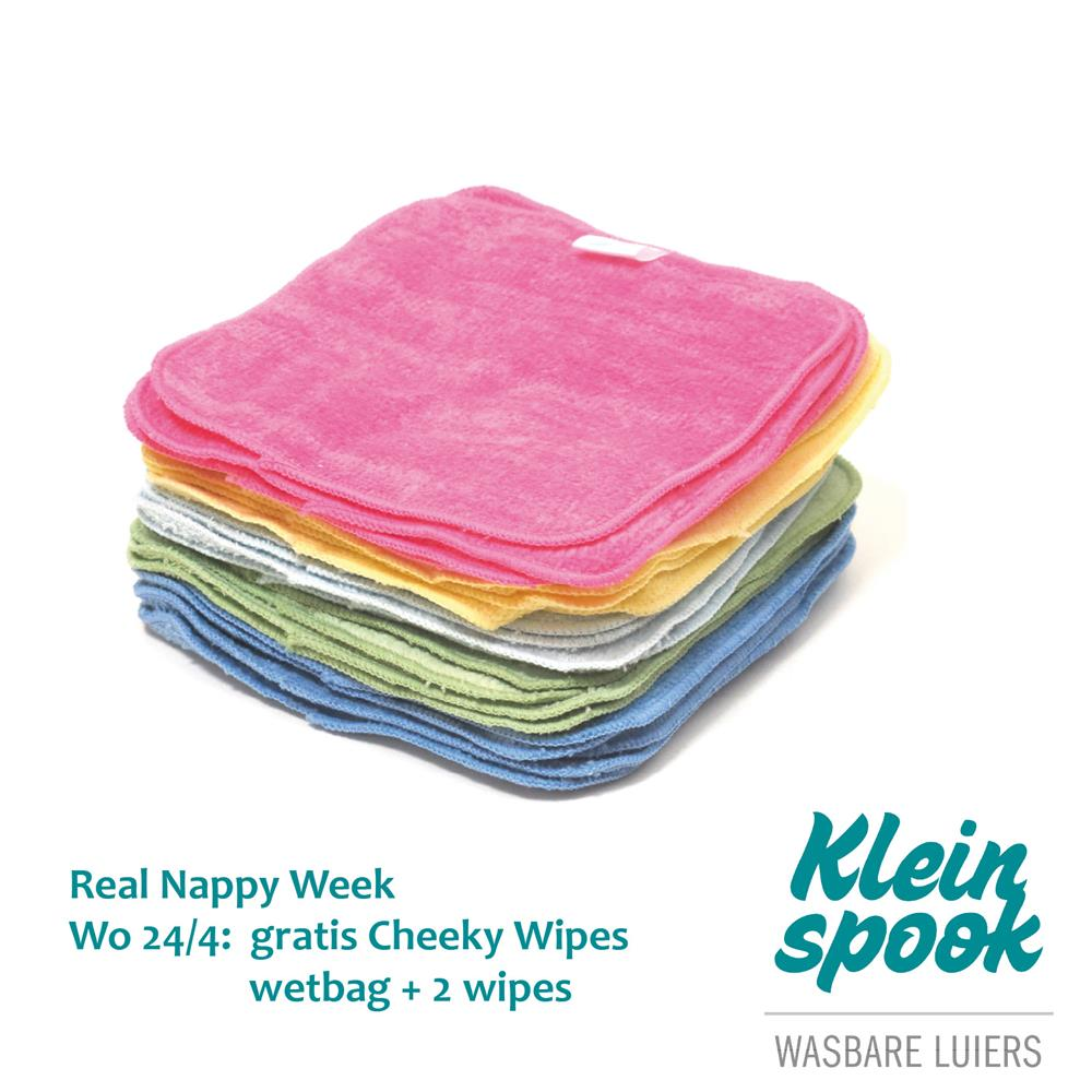 Real Nappy Week Klein Spook
