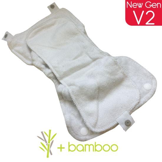 Beeld van Close soaker+booster bamboe