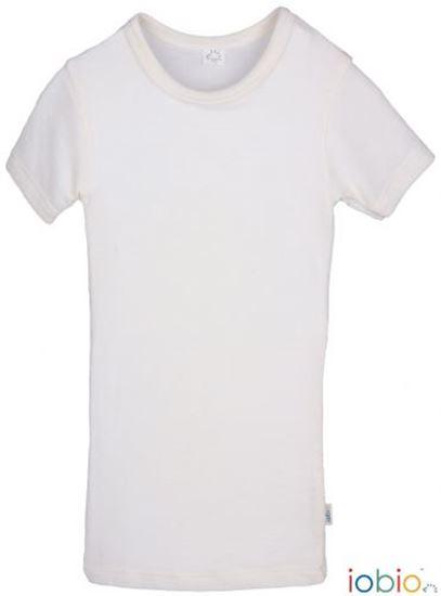 Beeld van iobio wolzijden t-shirt
