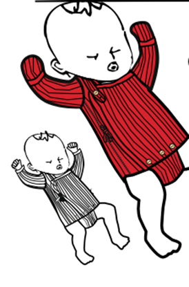 Afbeelding van MaM wool kimono body/shirt