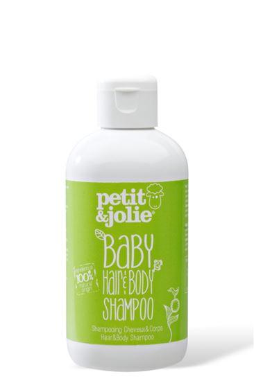 Beeld van Petit&Jolie Baby Haar&Body Shampoo