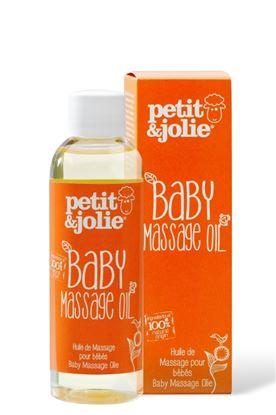 Afbeelding van Petit&Jolie Baby Massage Olie