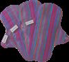 Beeld van EcoFemme inlegkruisjes zonder PUL paars