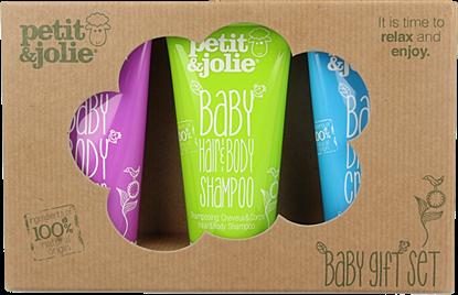 Afbeelding van Petit&Jolie Baby Gift Set