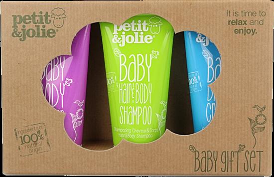 Beeld van Petit&Jolie Baby Gift Set