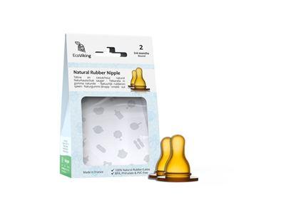Afbeelding van EcoViking speen rubber