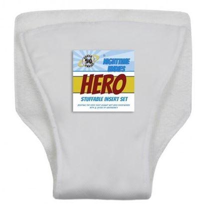 Afbeelding van Hero Undies - inleggers microvezel
