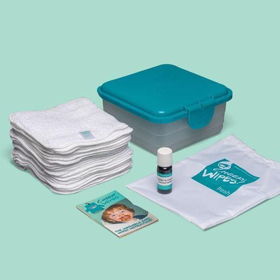 Beeld van Cheeky Wipes mini kit
