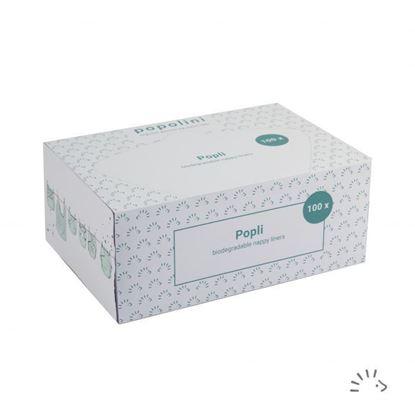 Afbeelding van Popolini doos inlegvlies