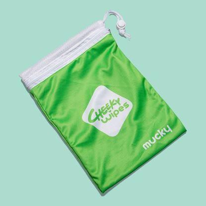 Afbeelding van Cheeky Wipes wetbag