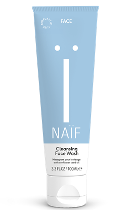 Afbeelding van NAÏF grown cleansing face wash