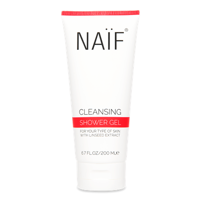 Afbeelding van NAÏF grown up reinigende shower gel
