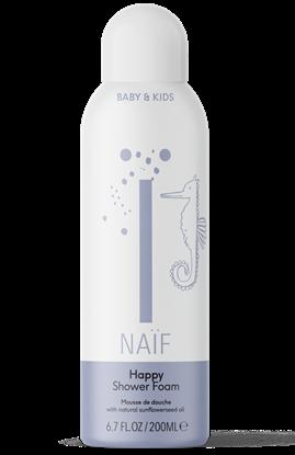 Afbeelding van NAÏF baby happy shower foam