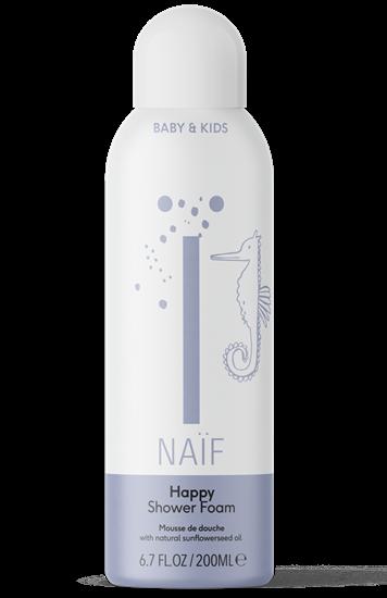 Beeld van NAÏF baby happy shower foam