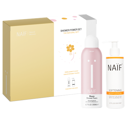 Afbeelding van NAÏF shower power set